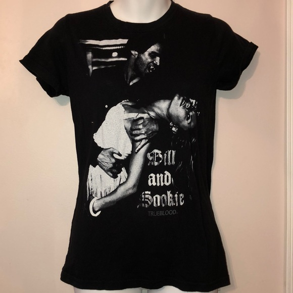 HBO True blood Sookie Vampire Bill t shirt